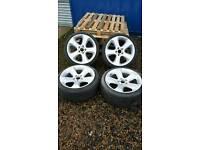 "Bmw x5 19"" alloy wheels"
