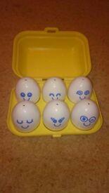 Tomy Egg Shaper