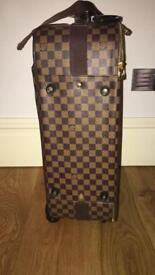 Louis vuitton travel bag suitcase