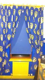 Leeds United Curtains