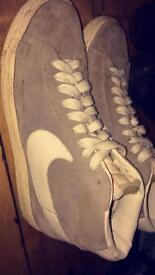Nike brazers.