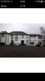 Paisley 1 bed room flat for rent.