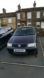 Volkswagen polo 1.0l