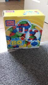 Mega bloks 80