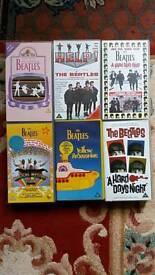 Beatles videos