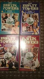 Complete collection of Faulty Towers on Video