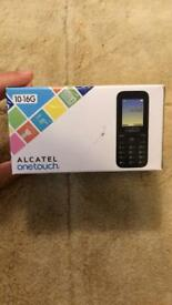 New Alcatel onetouch