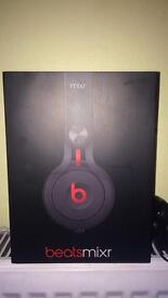 Beats Mixr Mint Condition boxed