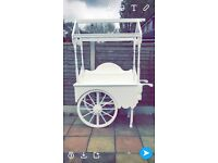 Candy cart.. Beautifuly made and an absolute bargain!! £200!!!