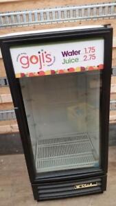 True Cooler - Single Glass Door Commercial Refrigerator