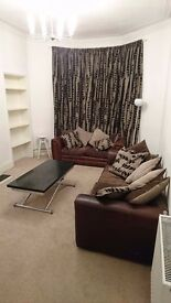 2 Bed furnished flat in Crosshill £525pcm