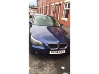 FOR SALE BMW 530 D AUTOMATIC FULL LEATHER ,11 MONTH MOT
