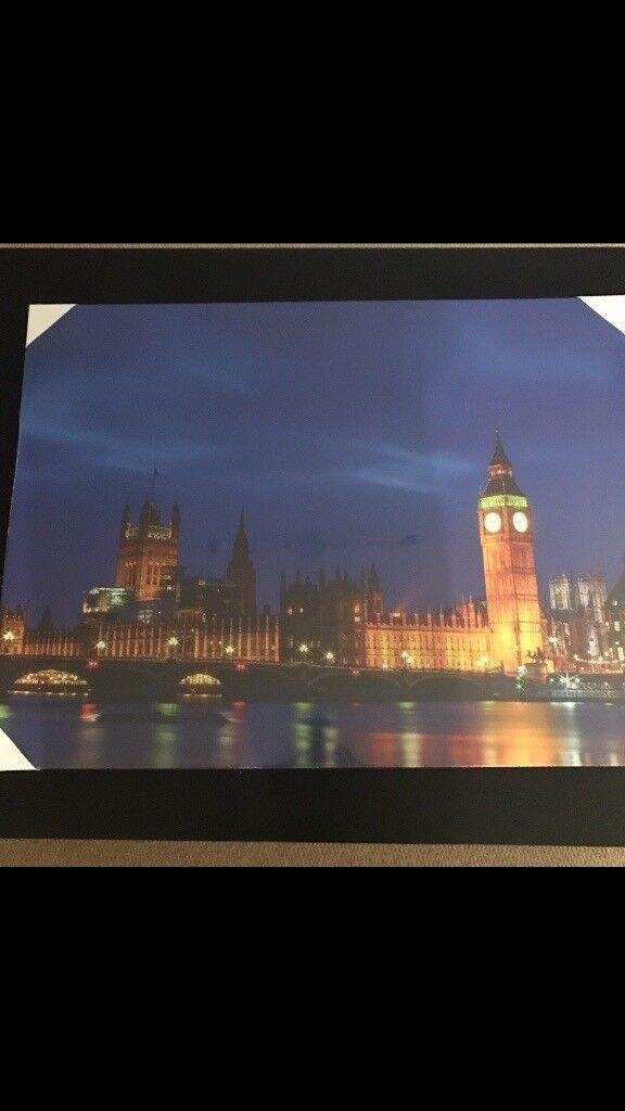 London Canvas (Brand New)