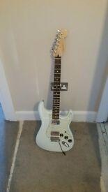 Fender blacktop stratocaster great condition
