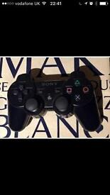 SOLD - PS3 controllers (2)