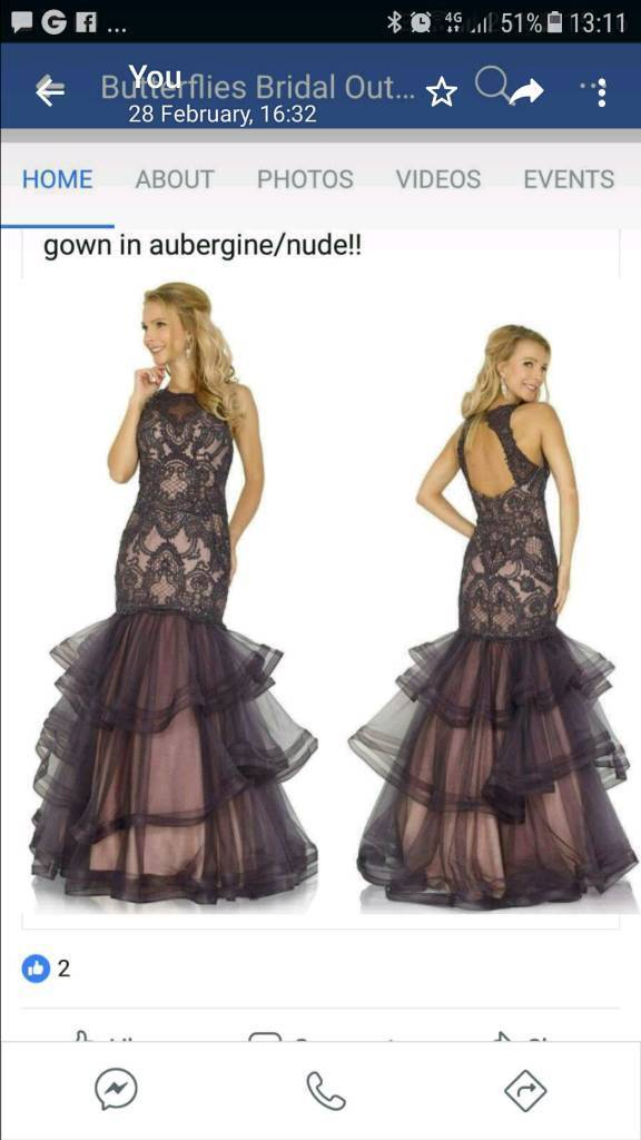 Size 8 prom dress | in Middlesbrough, North Yorkshire | Gumtree