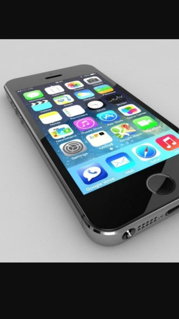 iPhone 5s 16gb unlocked. Excellent condition