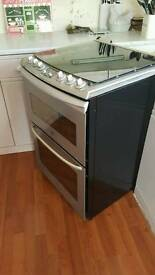 Zanussi/Electrolux LPG gas cooker