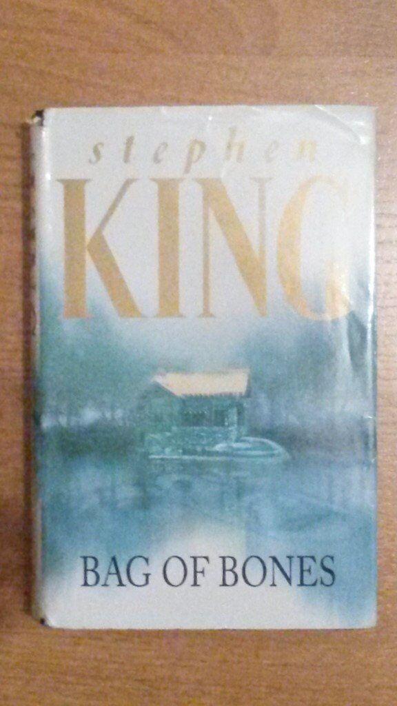Stephen King Hardback Bag of Bones