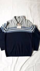 3 men's size L jumpers