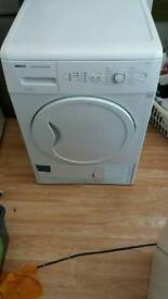 Tumble dryer fully working including 7months warranty and free delivery