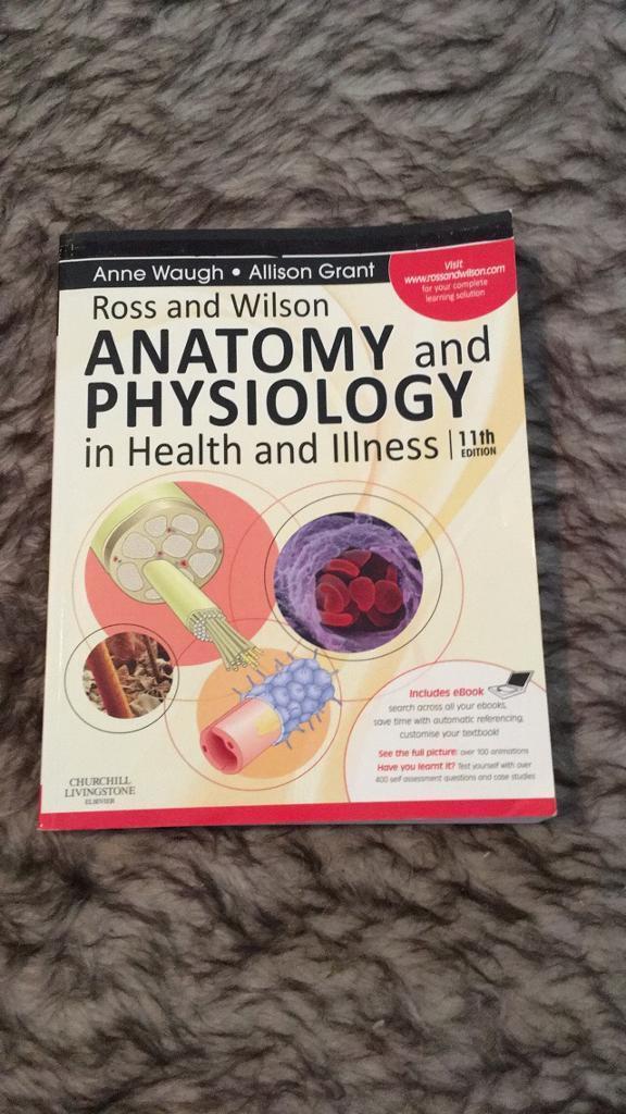 Moderno Anatomía Y Fisiología Por Ross Y Wilson Pdf Descarga ...