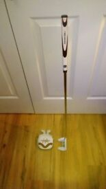 "Benross Casino 'Arizona' putter, fitted with 33"" shaft, very good condition - with head cover"