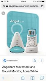 Angelcare movement and baby monitor