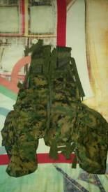 Webbing/ Combat Vest