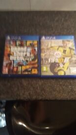 Ps4 games ( Games and Prices in the description )