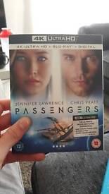 Passengers 4k Ultra HD Movie