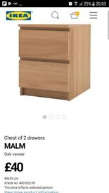 Ikea chest drawers