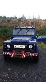 Landrover TD5 110