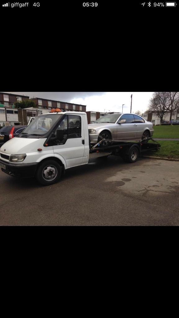 RECOVERY SERVICES DELIVERY TRANSPORT & VEHICLE COLLECTION SERVICES ...