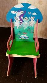 Kids TELETUBBIES Rocking Chair