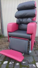 Medical supportive armchair wheelchair FREE