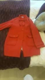 Girls coat age 12