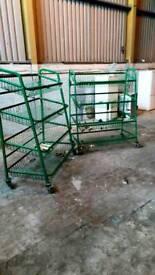 Shop trolley