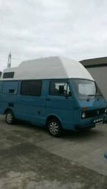 Volkswagen LT28 diesel campervan