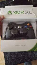 XBOX 360 OFFICIAL WIRLESESS CONTROLLER BRAND NEW