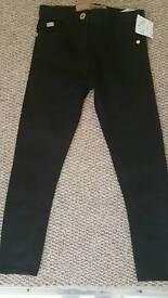 Girls age 5 skinny jeans brand new