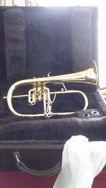 Bach 183 flugelhorn