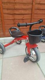 Tricycles bike scooter