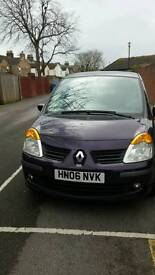 2006 Renault Modus New MOT Very Good Condition Auto. 1.6 Petrol Full Service History
