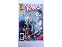 Classic X-Men Marvel 25th Anniversary Comics.