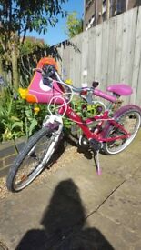 20-inch B'TWIN bike, excellent condition, GET NOW