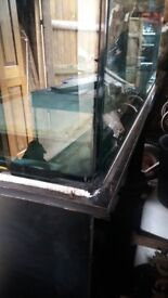 5 x 2 x 2 fish tank and stand
