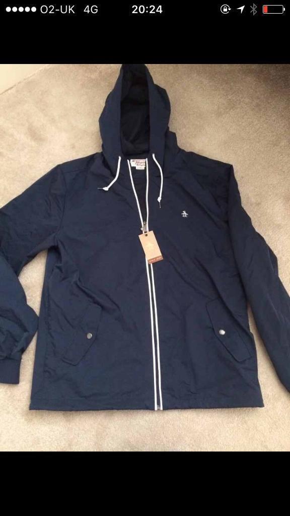 Brand new men's penguin jacket