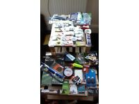 50 assorted brand new course/carp fishing bit's & bob's.