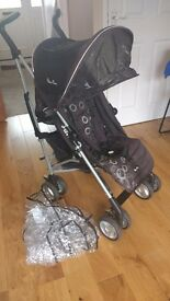 Silver cross stroller